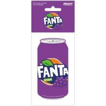 Fanta Car Air Freshener  Fragrance Scent 2D - Grape