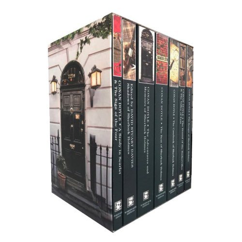 The Complete Illustrated Sherlock Holmes Collection Wordsworth Box Set