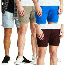 Mens Matalan Chino Shorts 100% Cotton Half Pant