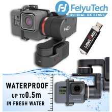 Feiyutech WG2 Wearable Action Camera Stabilizer GoPro 3+, 4, 5, 6, 7 - Used