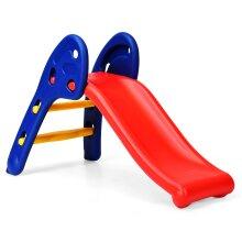 Children Plastic Slide Climb Indoor Outdoor Toy Folding Storage