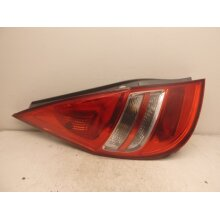 2008 HYUNDAI I30 REAR/TAIL LIGHT ON BODY LEFT SIDE 92401-2L010 - Used