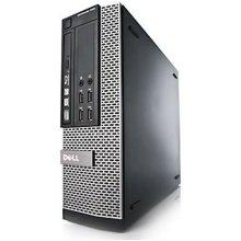 Dell Optiplex i3 3.3GHz 8GB RAM 1TB HDD Windows 10 Desktop PC Computer - Refurbished