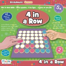 4 in a Row - Stickabouts® Game