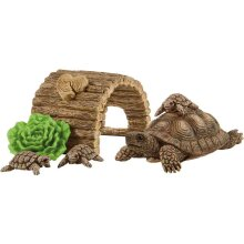 Schleich Home for Tortoise Animal Set for Children over 3 Years Old