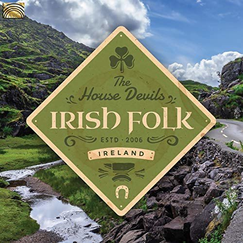 IRISH FOLK - HOUSE DEVILS THE [CD]