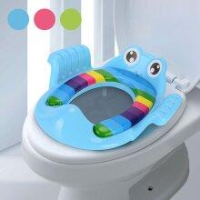 Baby Kids Training Toilet Seat Safe Potty