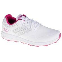Skechers Go Golf Max 14874-WPR Womens White sports shoes