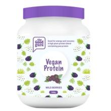 Vegan Wild Berries Protein Powder, Pea protein, Plant-Based