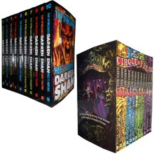 Cirque Du Freak Series & Demonata Series 22 Books Set By Darren Shan