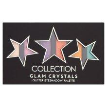Collection Glam Crystals Glitter Eyeshadow Palette - 1 Glitz & Glam