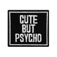Grindstore Cute But Psycho Patch
