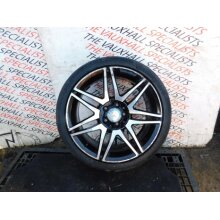 Mercedes Benz C220 Amg 07-14 Single Alloy Wheel +tyre 18 Inch A2044010704 V8 - Used