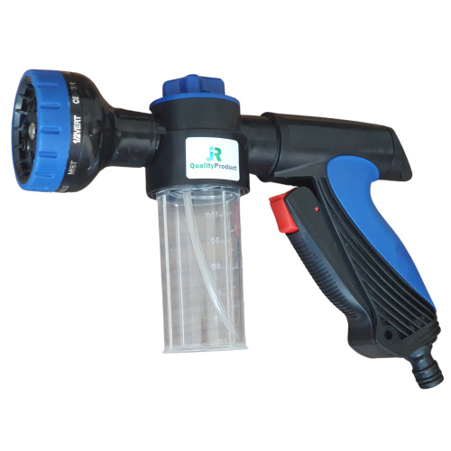 JR Quality Product Foam Car Washer Gun 10 Adjustable Spray Settings
