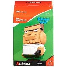 Family Guy - Kubros Mega Construx Peter Griffin 181pcs Building Set