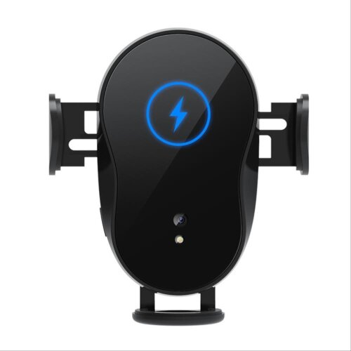 Qi Wireless Charger Car Phone Mount Holder Bracket Fast Charging Universal