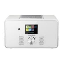 Grundig DTR 6000 2.1 DAB+BT WEB white