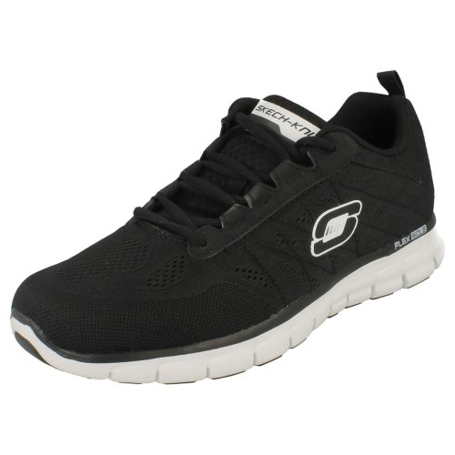 skechers memory foam running shoes