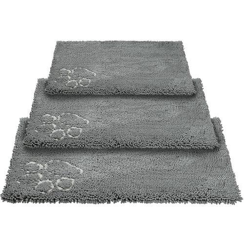 (X-Small) Bunty Soft Long Pile Microfibre Mat