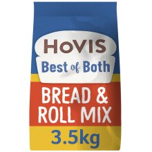 Hovis Best of Both Bread and Roll Mix - 1x3.5kg
