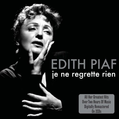 Edith Piaf - Je Ne Regrette Rien [CD]