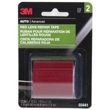 3M 03441NA 1.88 x 60 in. Lens Repair Tape, Red