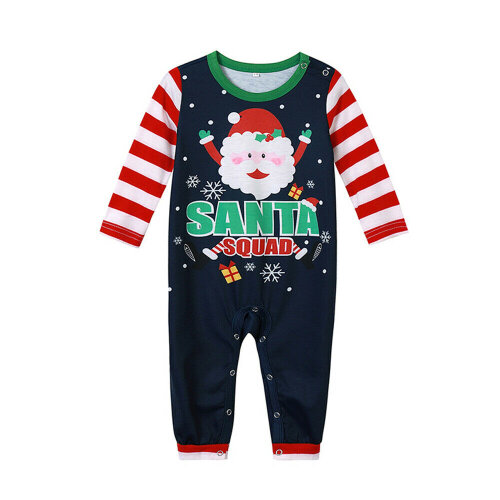 (Baby 12-18M) Family Matching Adult Kids Christmas Pyjamas Xmas Nightwear Set