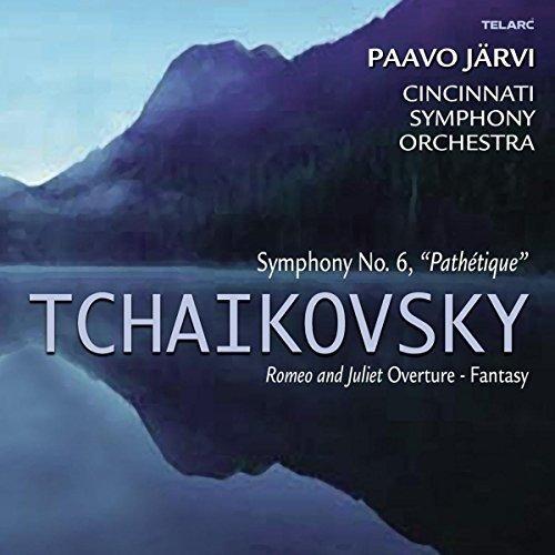 Pyotr Ilyich Tchaikovsky - Tchaikovsky: Symphony No. 6 Pathetique; Romeo and Juliet Fantasy Overture [CD]