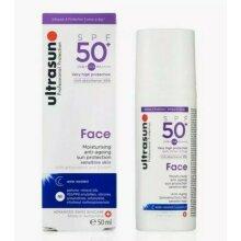 ULTRASUN Face Anti-Ageing Sun Protection SPF 50+ 50ml