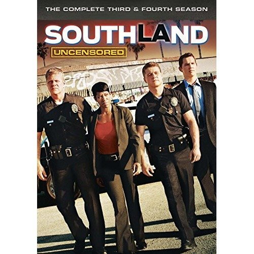 Southland Seasons 3 to 4 DVD [2013]