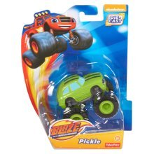 Fisher-Price Nickelodeon Blaze and the Monster Machines Pickle Brand New Sealed
