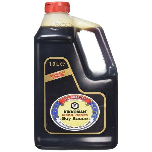 Kikkoman Dark Soy Sauce 1.9 Litre