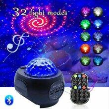 Galaxy Starry Night Lamp LED Star Projector Night Light Projector