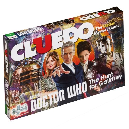 Cluedo - Doctor Who Edition Board Game