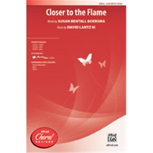 Alfred 00-37916 CLOSER TO THE FLAME-STRX CD