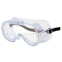 OX Direct Vent UV Resistant Safety Goggles
