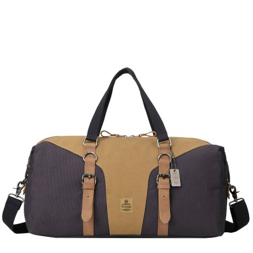 TRP0432   A great range of canvas bags and luggage. User-friendly, comfortable and durable Troop London