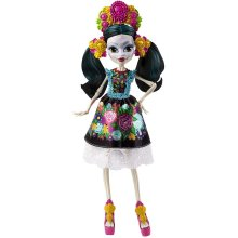 Monster High Collector Puppe DPH48 Skelita Calaveras Doll
