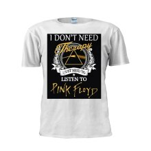 Pink Floyd T Shirt Rock Group T-Shirt Fashion Trendy Unisex Men T Shirt