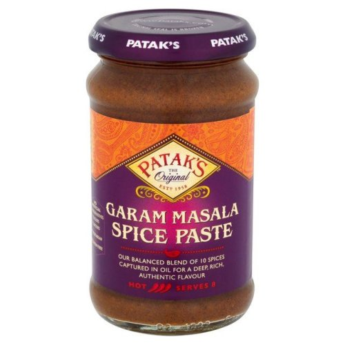 Patak's Garam Masala Paste - 283g (pack of 2)