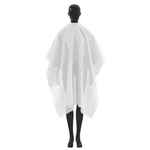 Mono Dry Disposable Gown/Large Apron/Very Large Cape For Hairdressers, Salons & Barbers (110 X 140 cm) Pack of 50