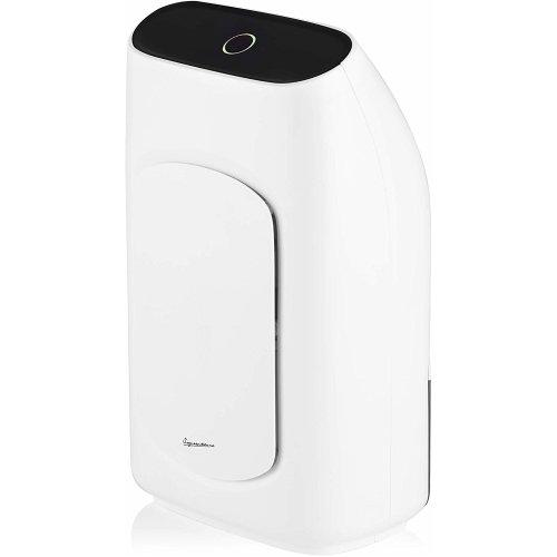 Signature S44020 Compact /Portable Mini Air Dehumidifier, White