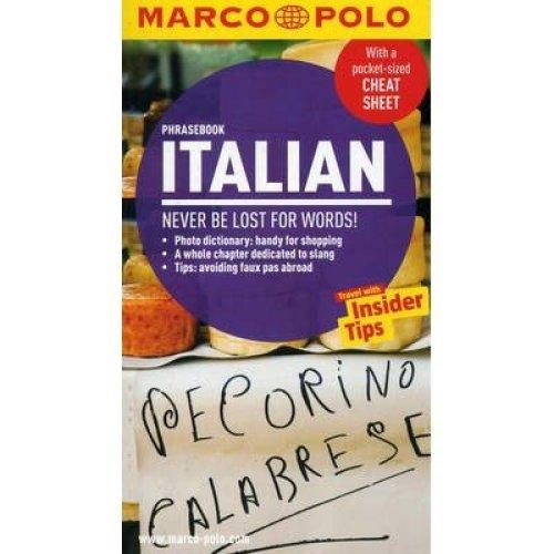 Italian Marco Polo Phrasebook