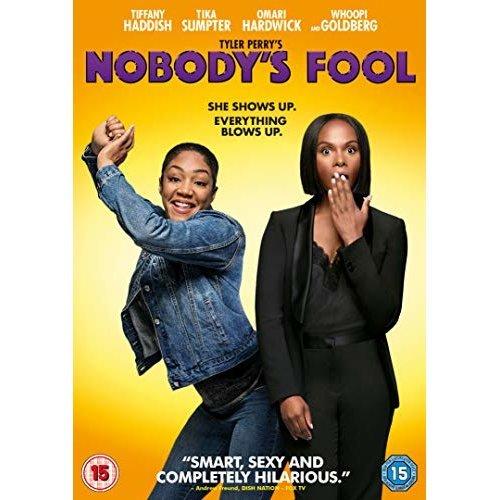 Nobodys Fool DVD [2019]