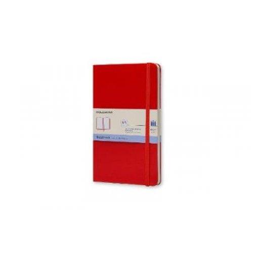 Moleskine Large Sketch Book Red