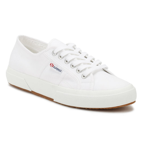 Superga White 2750 Cotu Trainers