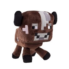 Minecraft Baby Cow Plush