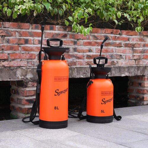 (5L) Portable HandPump Garden Power Water Sprayer Pressure Car Washer