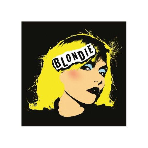 Blondie Punk Canvas Print