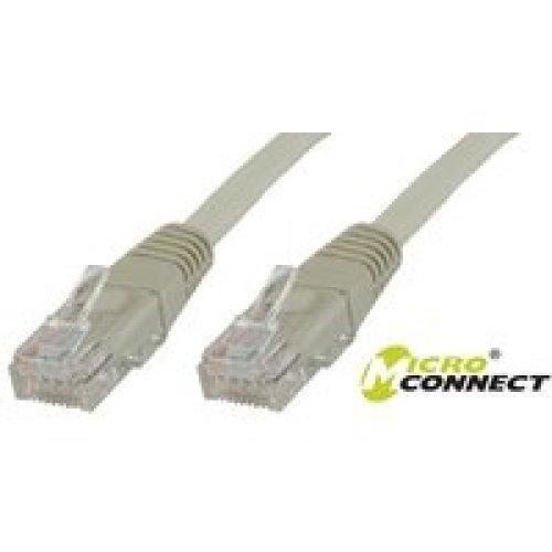 MicroConnect V-UTP602VP U/UTP CAT6 2M Grey 10 Pack V-UTP602VP